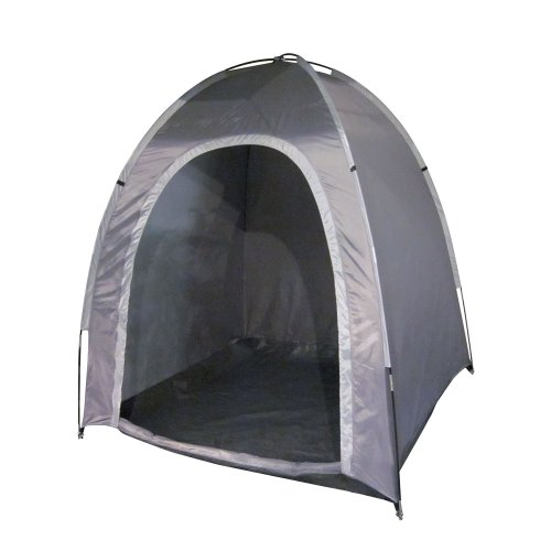 BoCamp Lagerzelt Medium, als Abstellraum oder Vorratszelt, 180x180x200cm