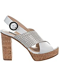 Nu pieds femme - ZINDA - Blanc - 2085 659 - Millim