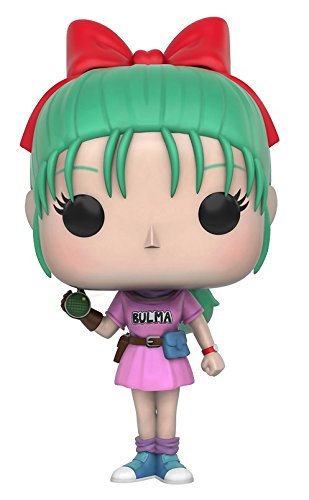 Funko 7426 Dragonball POP Vinylfigur: Dragon Ball Z: Bulma