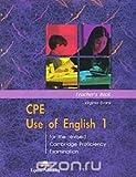 Cpe Use Of English 1: Teacher's Book
