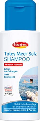 Schaebens Totes Meer Salz Shampoo, 1er Pack, (1x 200 ml) -