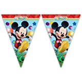 Mickey Mouse Clubhouse Party–Playful Mickey–Bandera Banner Bunting