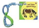 Mein erstes Buggy-Fühlbuch - Auf dem Bauernhof: Ab 6 Monate