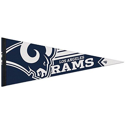 Rams Big Logo Premium Football NFL Wimpel ()