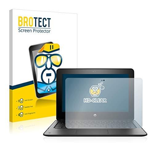 BROTECT HD Clear Bildschirmschutz Schutzfolie für HP ProBook x360 11 G1 EE (kristallklar, extrem Kratzfest, schmutzabweisend)