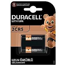 Duracell Özel Yüksek Güçlü Lityum 245 Fotoğraf Pili 6V, 1'li paket (2CR5 / 245) dijital fotoğraf makinelerinde kullanım için uygundur.