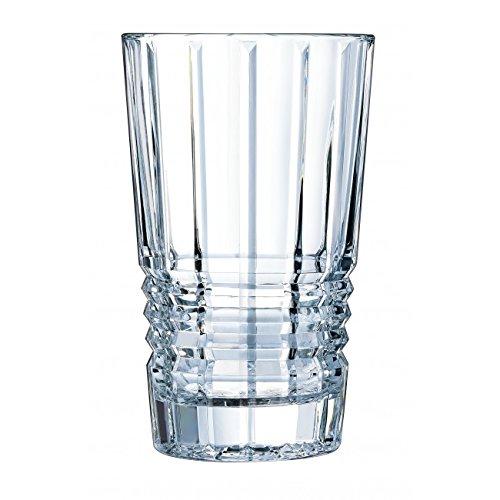 Cristal d'Arques L8240 Vase, Cristallin, 27 cm