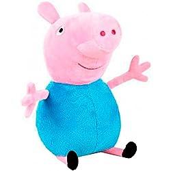 Peppa Pig - Muñeco de Peluche, 45 cm (Famosa 760011863)