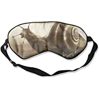 Eye Mask Eyeshade Fantasy Snail Train Sleep Mask Blindfold Eyepatch Adjustable Head Strap preisvergleich bei billige-tabletten.eu