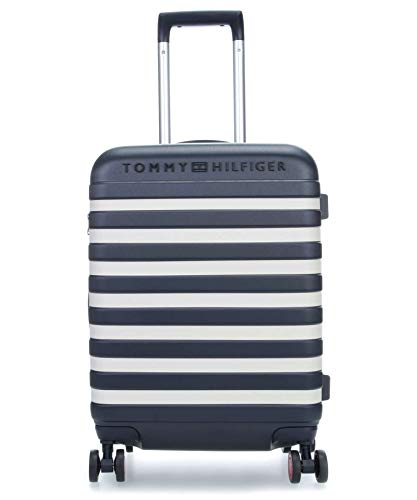 Tommy Hilfiger Tommy Lux 35L Valigia trolley 4 ruote multicolore