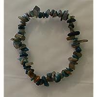 Blau Apatit und Labradorit Chip Bead Crystal Healing Armband preisvergleich bei billige-tabletten.eu