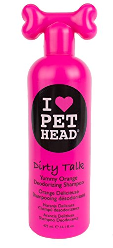 Pet Head Dirty Talk Deodorising Shampoo 475 ml