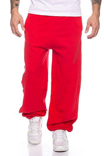 Finchman 87S4 Herren Jogginghose Baggysweat Pant Rot Gr. 3XL