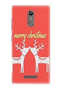 CareFone Designer Printed Back Cover For Gionee S6s Covers,