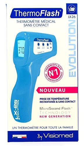Termómetro médico infrarrojos SIN CONTACTO medición