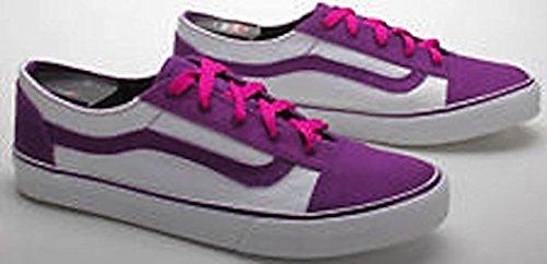 Vans Scarpe casual, unisex Purple/True White
