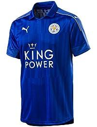 7a2db89aa95ca Puma Camiseta Leicester City Home Replica 2016 17
