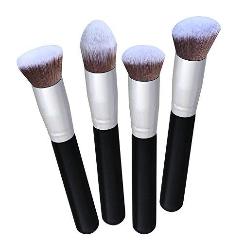 I-Dragon 8 Pieces Makeup Brushes Makeup Brush Set Cosmetics Foundation Blending Blush Eyeliner Face Powder Lip Brush Makeup Brush Kit