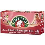 Lipton Eléphant infusion Elimination et Bien-être 25s Envoi Rapide Et Soignée ( Prix Par Unité )