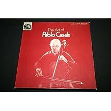 """The Art of Pablo Casals / BOX 3 x LP 33T 12"""""""