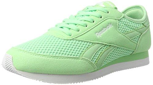 Reebok Bd3290, Sneakers trail-running femme Vert (Mint Green/White)