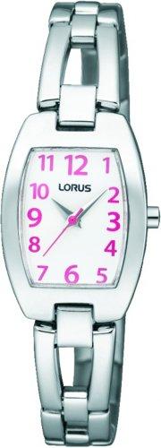 Lorus comunion orologio Unisex Analogico al Al quarzo con cinturino in Acciaio INOX RRS65UX9