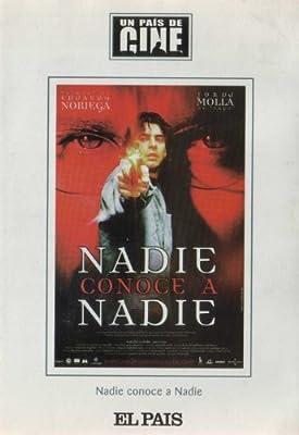 Nadie Conoce A Nadie (1999) (Import) By Mateo Gil