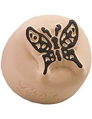 Skinjee Tatouage - Pierre de Tatouage Ephemere Temporaire Ladot - Motif Tattoo Papillon de Jour
