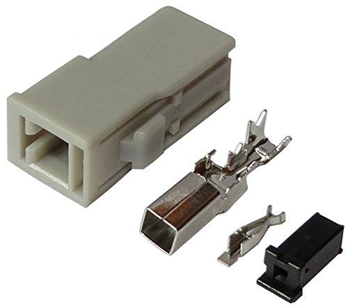 AERZETIX: Connecteur fiche prise d'antenne GT-5 GT5 femelle pour câble RG174
