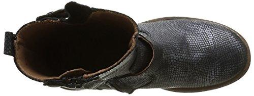 Bisgaard 50907216, Bottes Motardes Fille 212 Snake-black