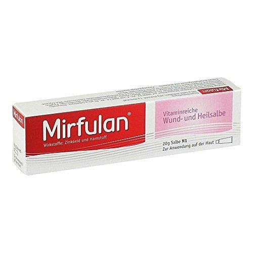Mirfulan Wund- und Heilsalbe, 20 g