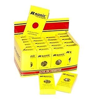 5 Packungen a 30 Stück Rsonic Zigarettenfilter Zigaretten Filter by amara-global
