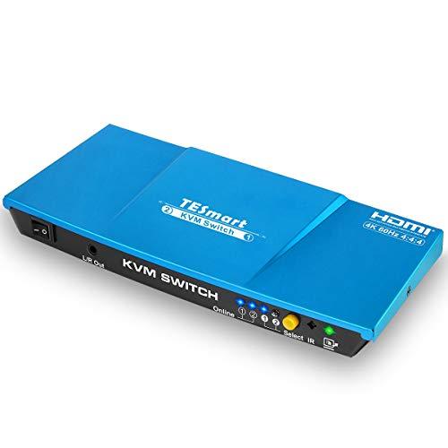 Computer & Büro 8 Port Smart Usb Kvm-switch Vga Svga Schalter Adapter Drucker Verbinden Tastatur Maus 8 Computer Verwenden 1 Monitor Angenehme SüßE