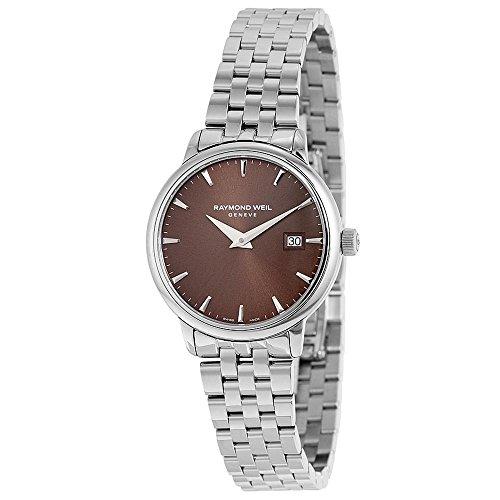 Raymond Weil Toccata Damen-Armbanduhr 29mm Schweizer Quarz 5988-ST-70001