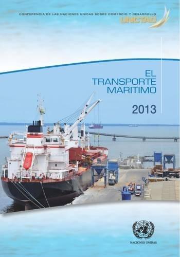 SPA-TRANPORTE MARITIMO EN 2013