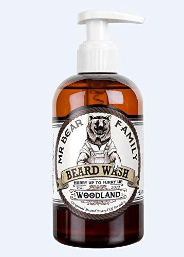 shampoing-barbe-mr-bear-family-woodland