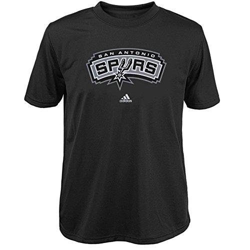 adidas San Antonio Spurs NBA Primär Logo T-Shirt, XL (Spurs-t-shirt Antonio San)