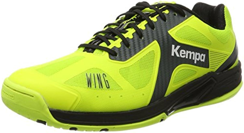 Kempa Wing Lite Caution, Zapatillas de Balonmano para Hombre  -