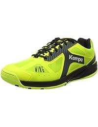 Kempa Wing Lite Caution, Zapatillas de Balonmano para Hombre