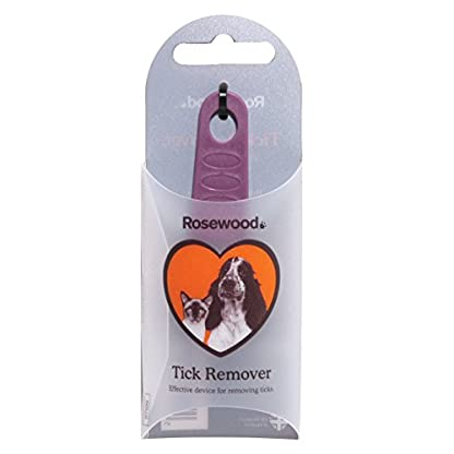 Soft Protection Salon Tick Remover, Clear 2