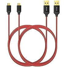 Anker Cavo Micro USB In Nylon [1.8 m - Confezione