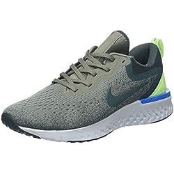 Nike Odyssey React, Zapatillas de Gimnasia para Hombre, Gris (Dark Stucco/Faded Spruce/Lime 009
