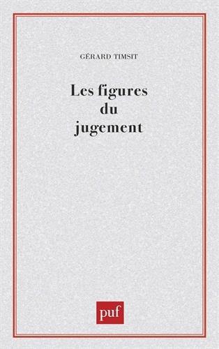Les Figures du jugement