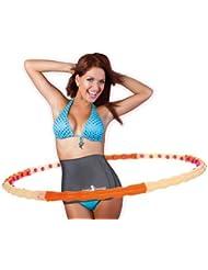 Hoopomania Magnetic Hula Hoop (48 aimants) 1,2kg