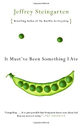 It Must've Been Something I Ate by Jeffrey Steingarten (2003-10-14)