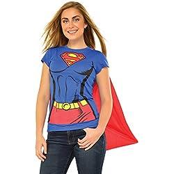 Rubbies - Disfraz de Supergirl para mujer, talla L (880474_L)
