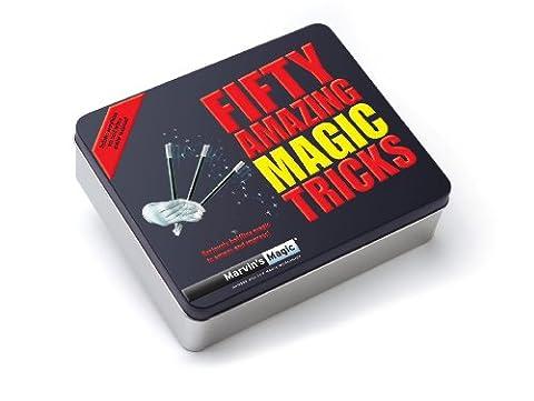 Magic Tricks - Marvin's Magic - Fifty Greatest Magic Tricks