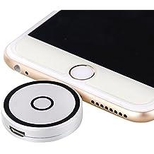 Benks Mini idisk 8GB/16GB/32GB/64GB redondo I-Flash controlador HD para iPhone, iPad, Mac/PC IOS Lightning Pen Drive Silver,32GB