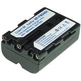 Akku Sony NP-FM500H (Li-Ion) für DSLR-A200 / DSLR-A300 / DSLR-A350 / DSLR-A450 / DSLR-A500 / DSLR-A550 / DSLR-A700 / DSLR-A850 / DSLR-A900