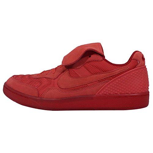 Nike Herren Nsw Tiempo '94 Dlx Qs Fußballschuhe Rojo (Daring Red / Daring Red-Gym Red)